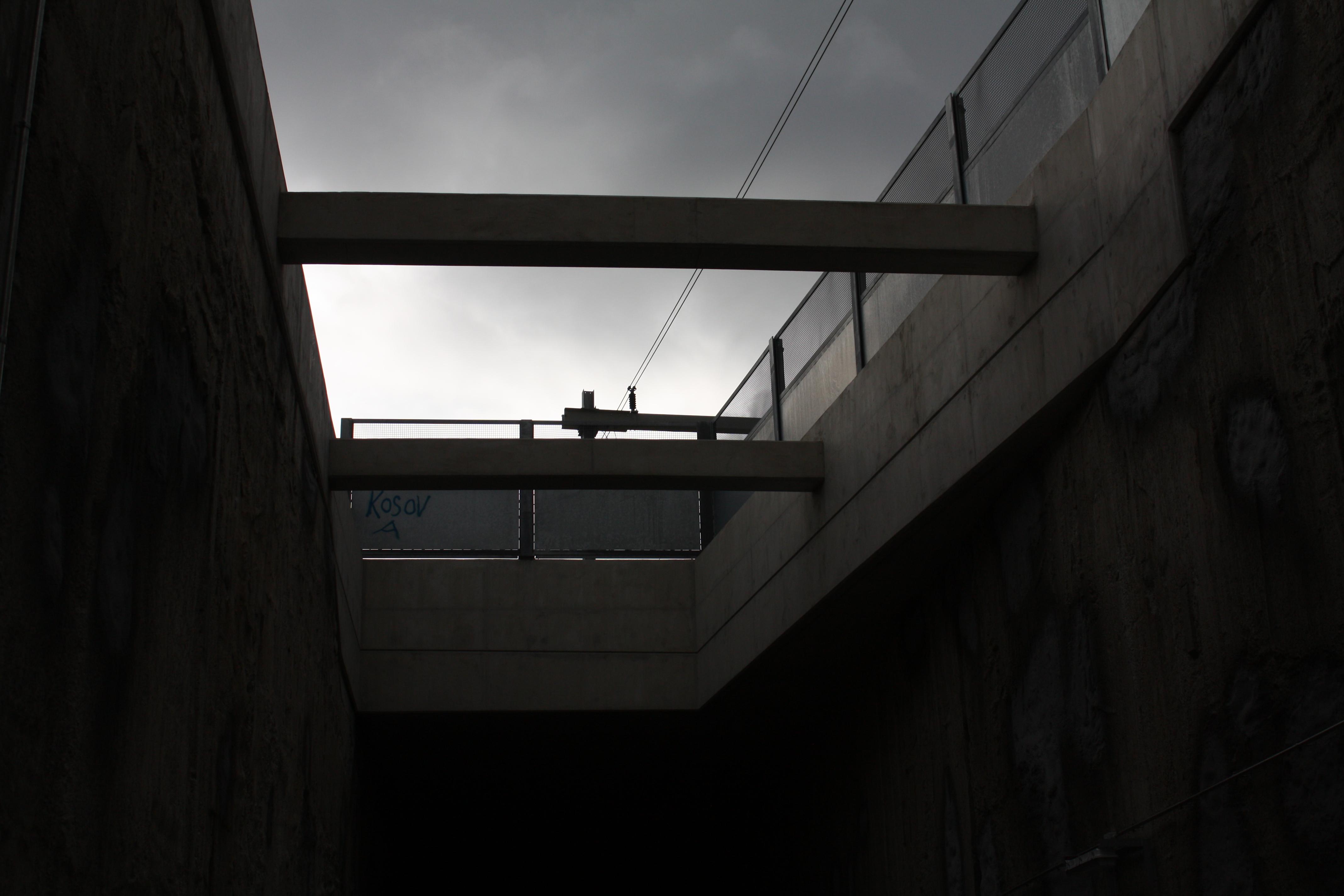 Dark skies loom over us