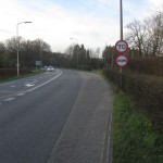 Bus stop towards Amersfoort